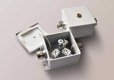 Огнестойкая монтажная коробка КМ-О (IP41)